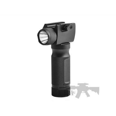 TX01 LED Airsoft Flashlight Rifle Gun Grip