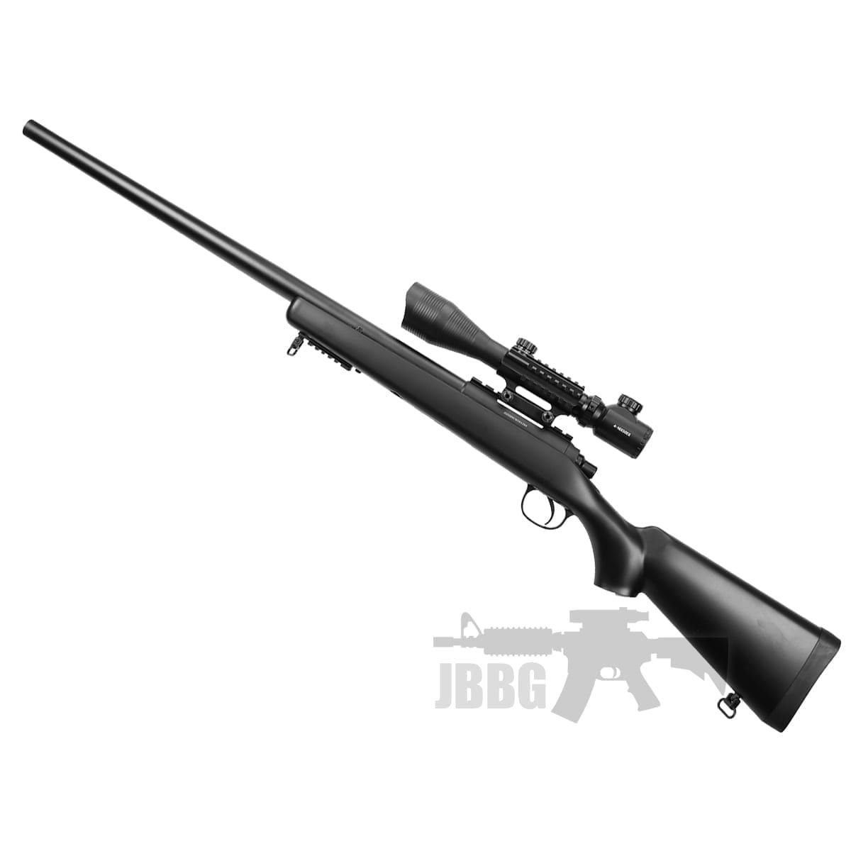 VSR11 Airsoft Spring Powered Sniper Rifle (Rifle Only)