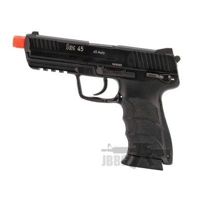 hk45 gbb pistol black