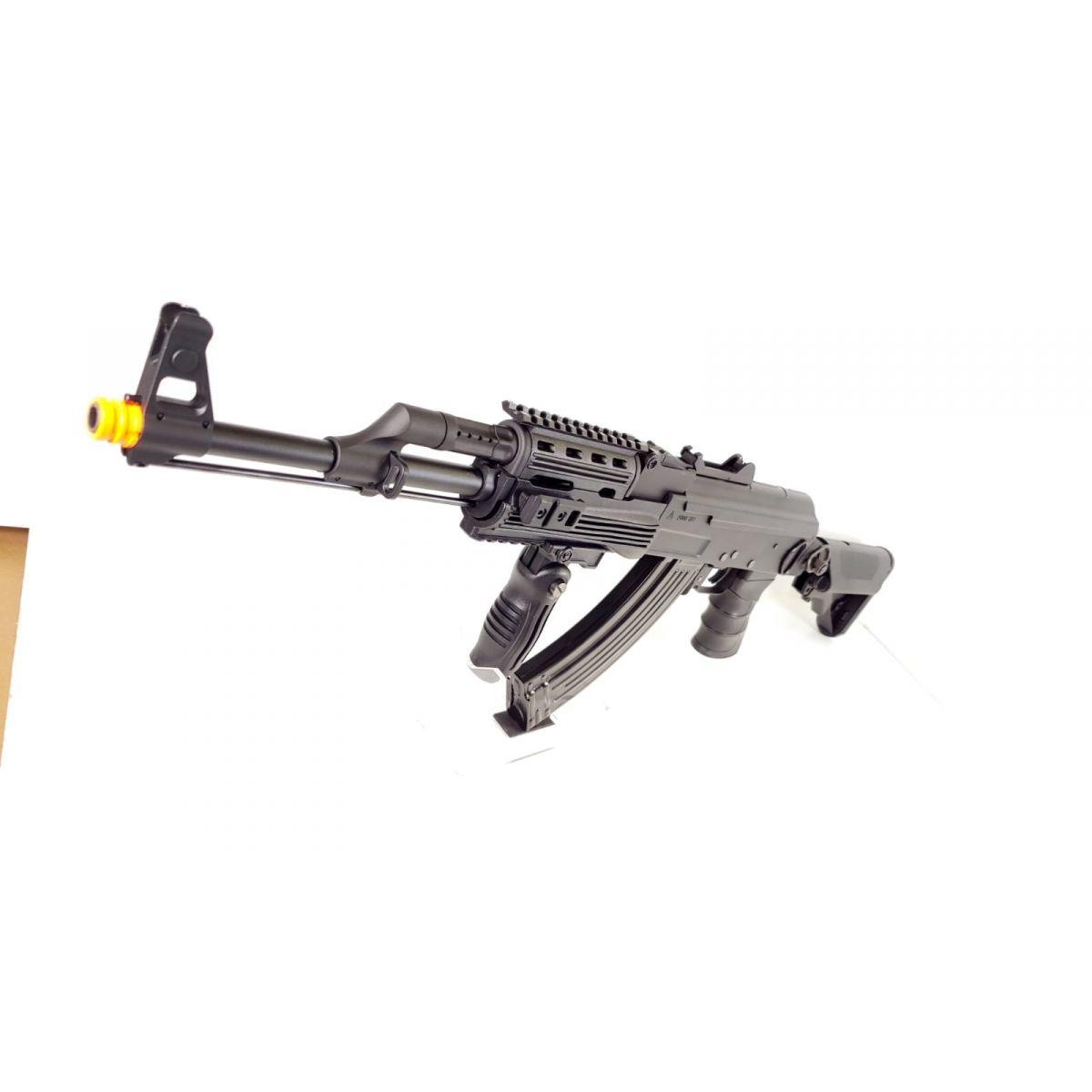 SR-TAC FULL METAL AK47 AEG Electric Airsoft Rifle ARMY