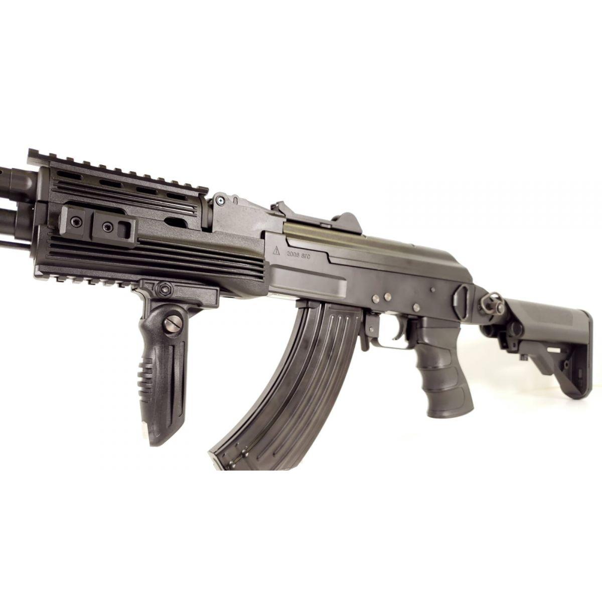 FULL METAL AK47 AEG Electric Airsoft Rifle