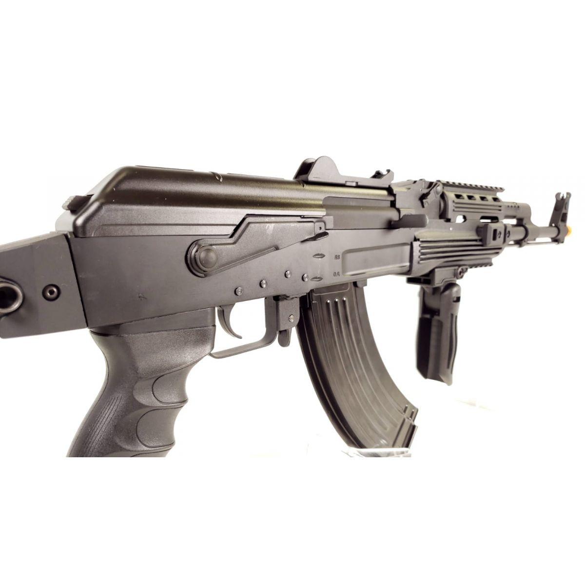 SR-TAC FULL METAL AK47 AEG Electric Airsoft Rifle