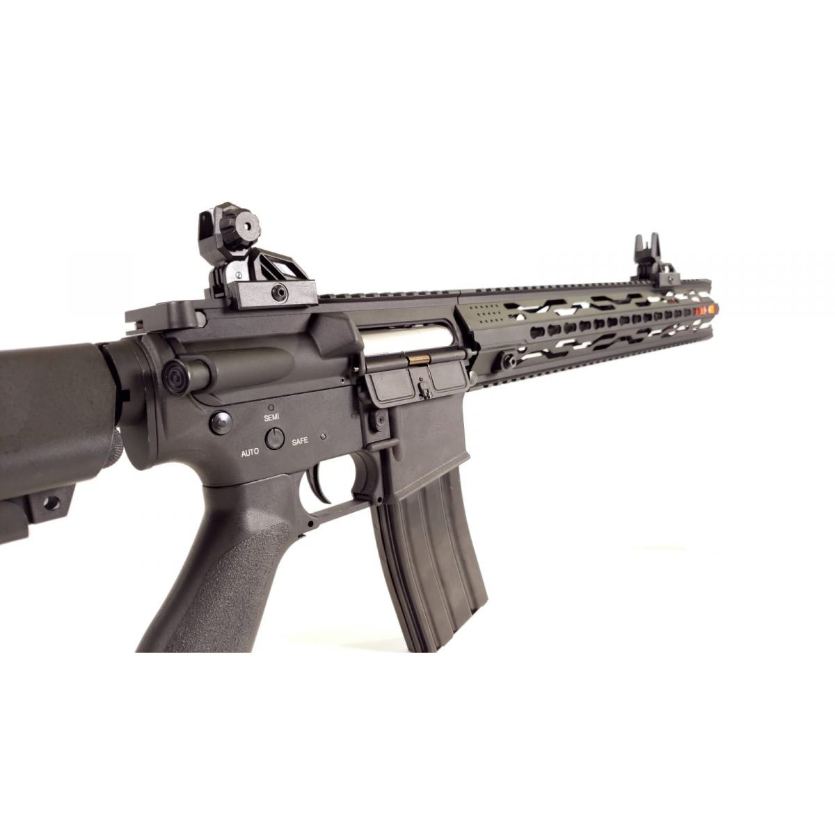 SR4 MAMBA L Airsoft Electric Rifle Electric Blowback