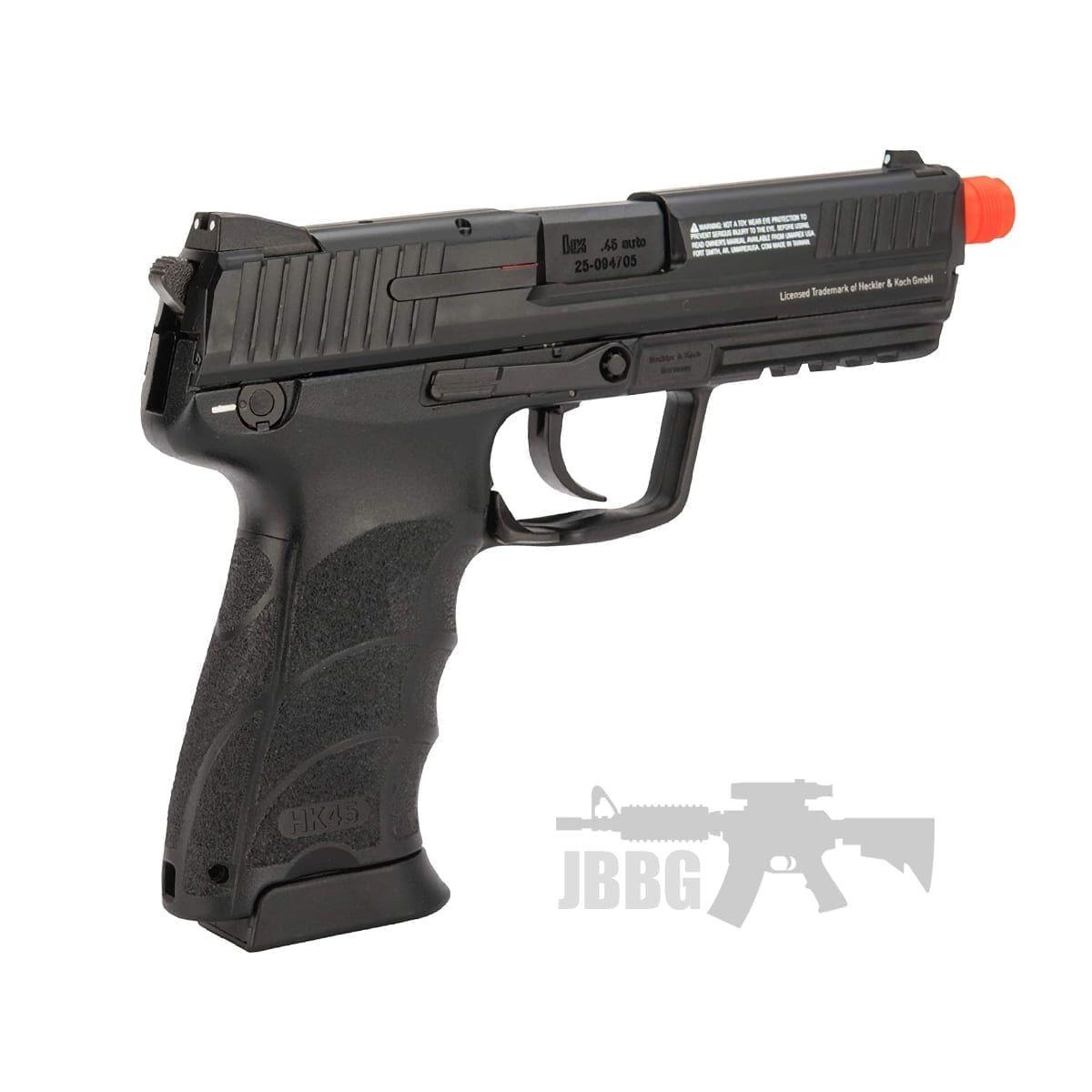 hk45 gbb pistol