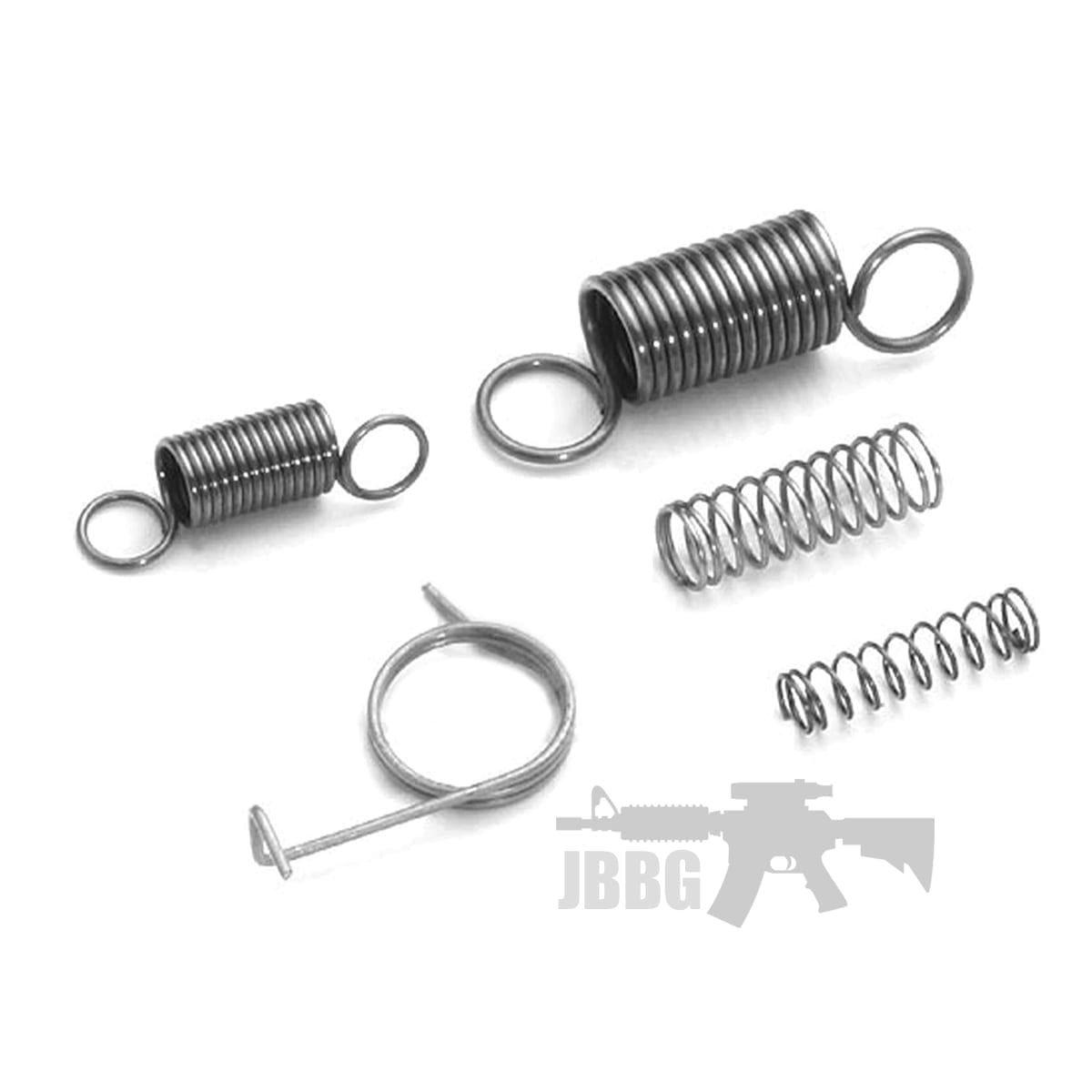 src gear box springs