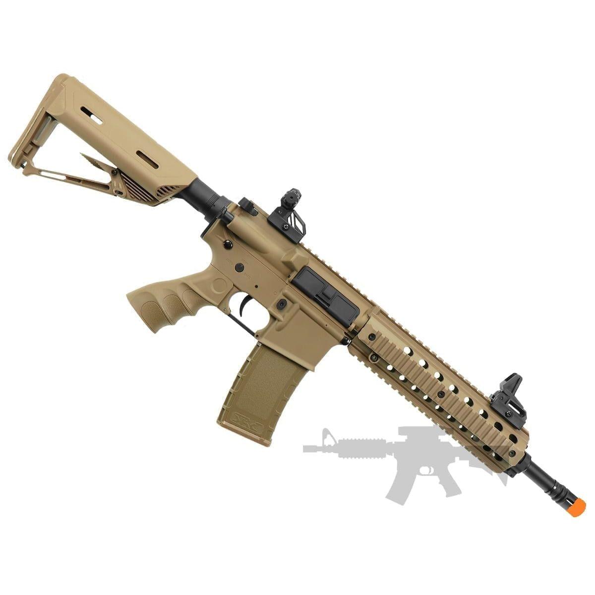 army bulldog rifle tan fps