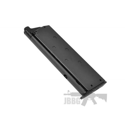 SR1911 Gas Airsoft Magazine