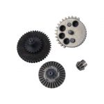 SRC Steel Hyper High Torque Gear set Set with CNC O type Motor upgrade