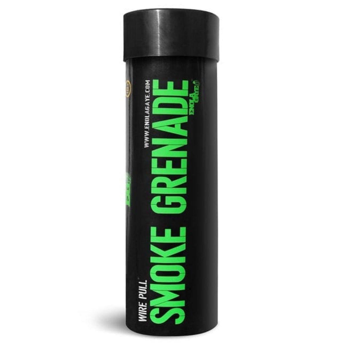WP40-GREEN enola smoke grenade