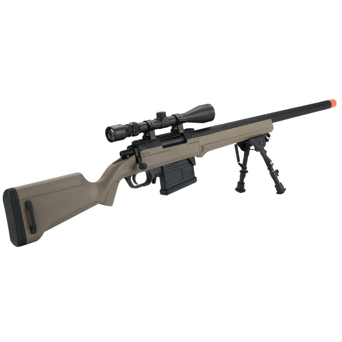 Gen2 S1 Bolt Action Sniper Rifle amoeba striker
