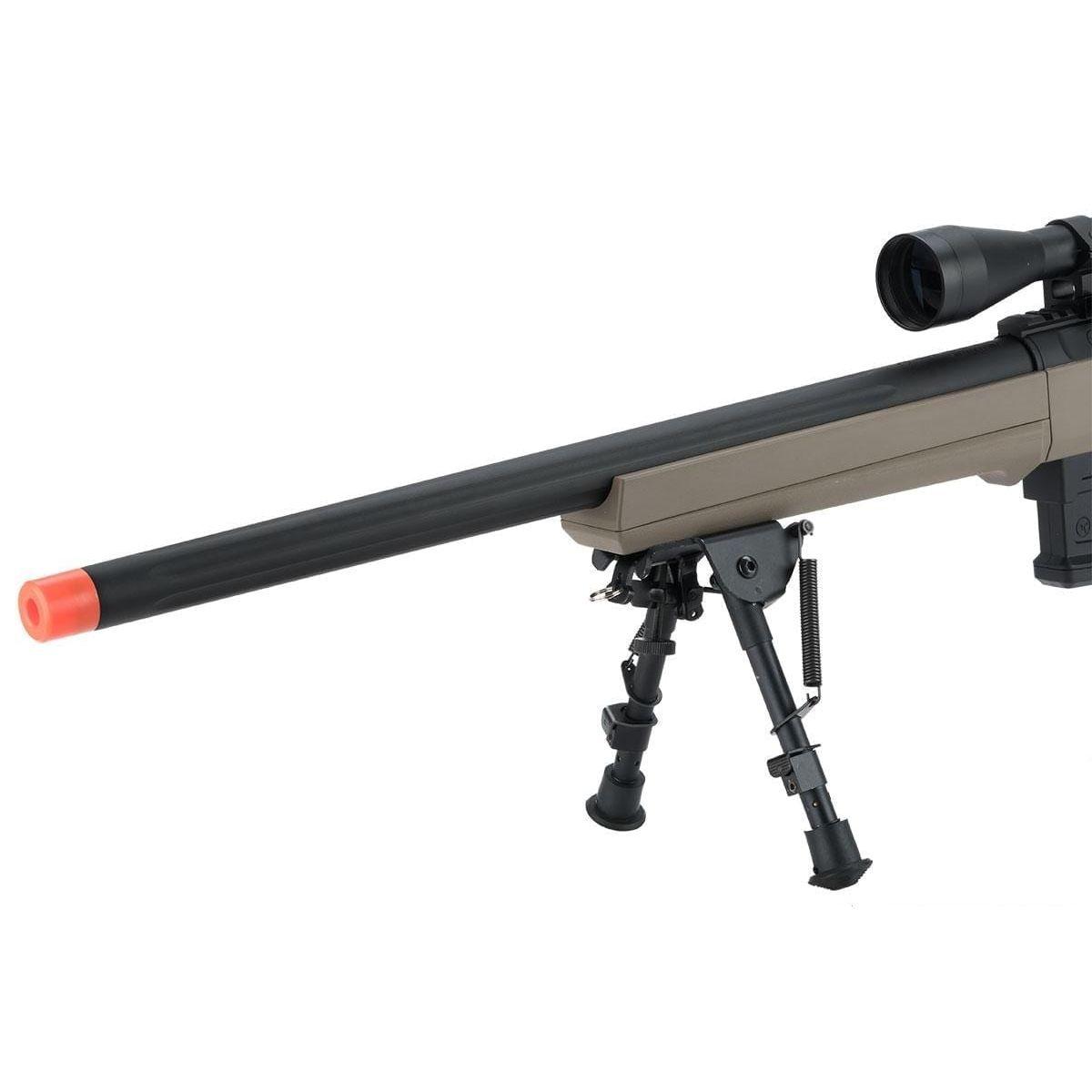 Gen2 S1 Bolt Action Sniper Rifle amoeba