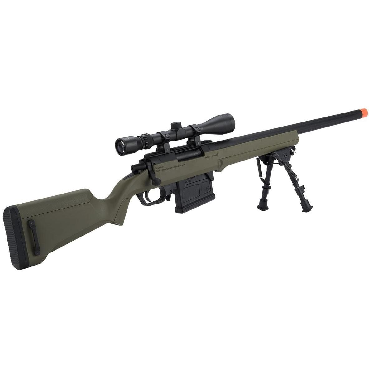 S1 Gen2 Bolt Action Sniper Rifle ares