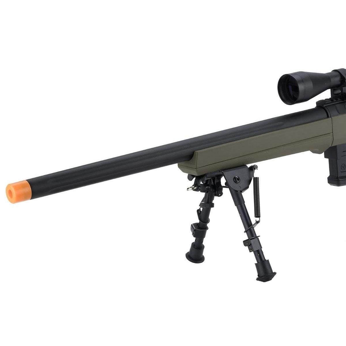 S1 Gen2 Bolt Action Sniper Rifle olive