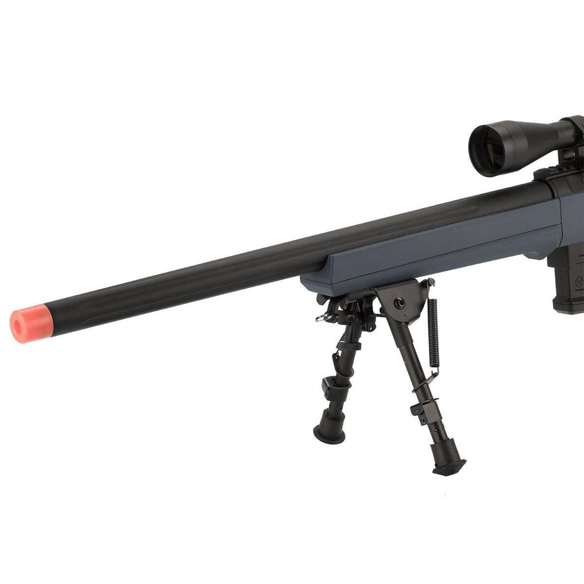 S1 Gen2 Bolt Action Sniper Rifle grey