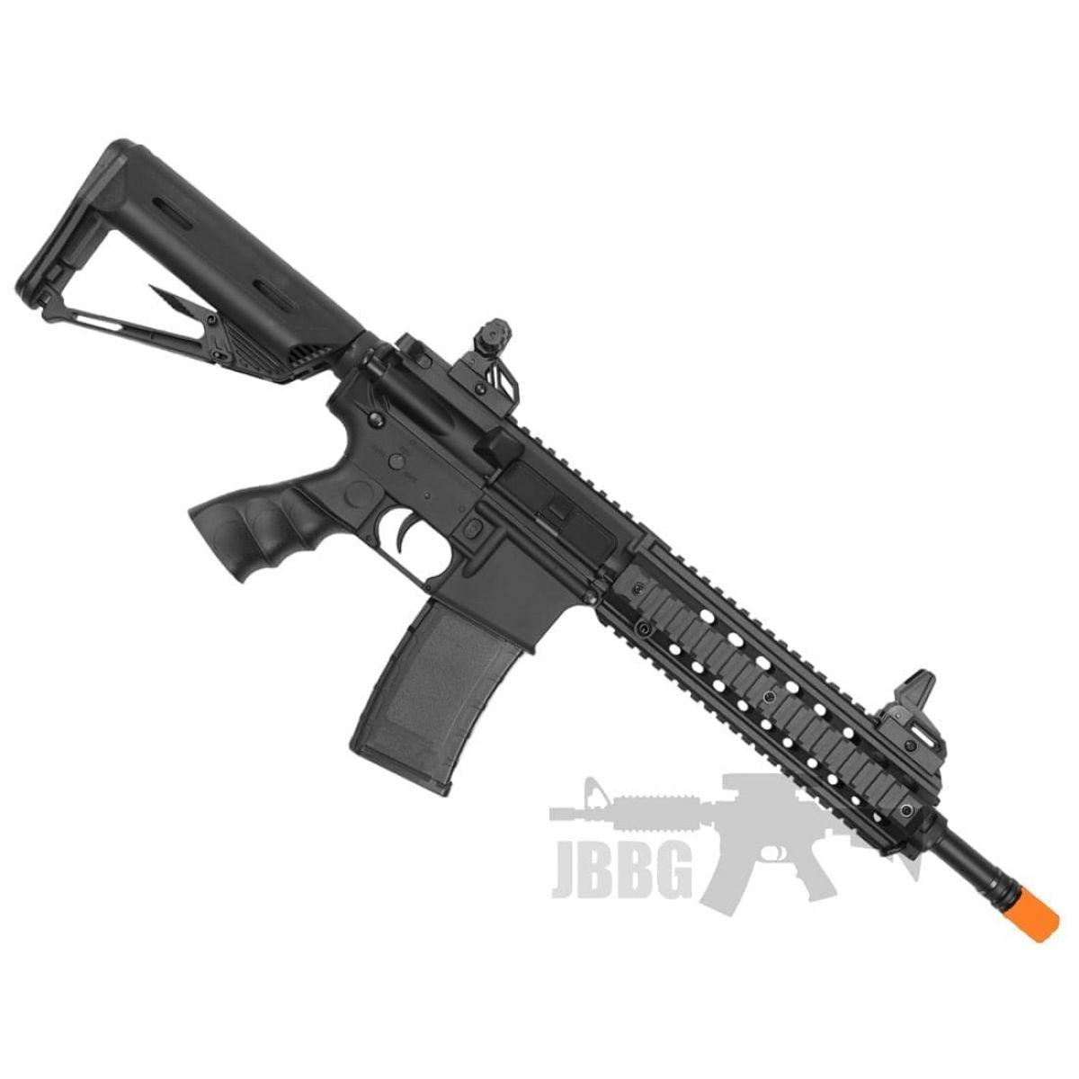 bulldog aeg rifle airsoft