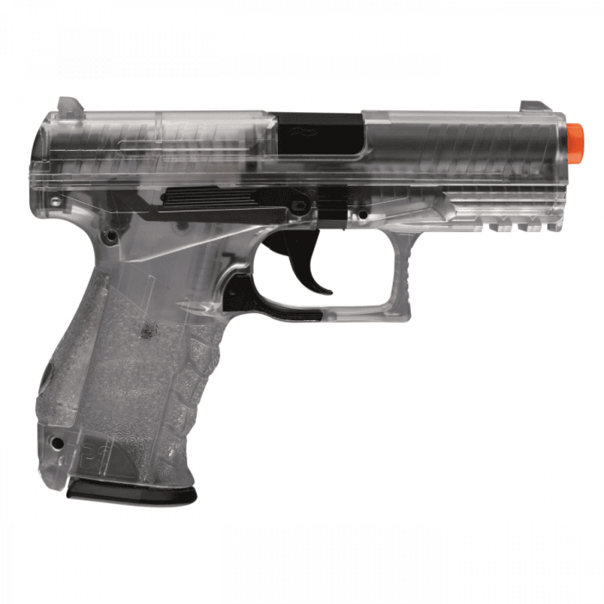 Umarex Walther PPQ Special Operations Airsoft Spring Pistol Clear