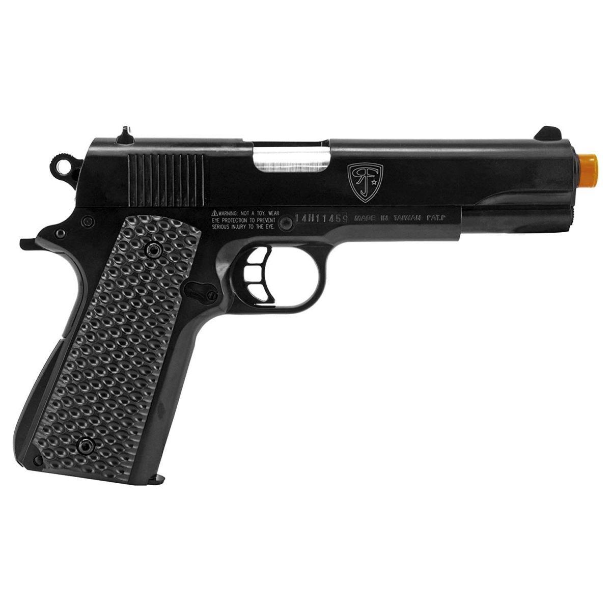 Umarex Red Jacket M1911 6mm Airsoft Spring Pistol beginner pack