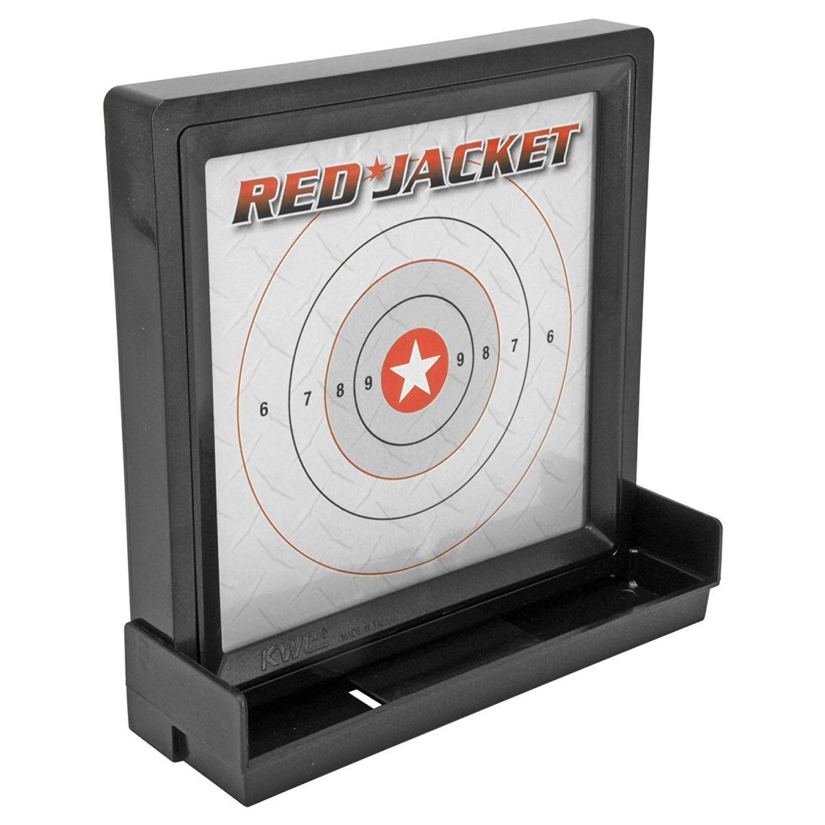 Umarex Red Jacket M1911 6mm Airsoft Spring Pistol Target Pack target