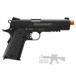 Elite Force 1911 TAC CO2 GBB Tactical Airsoft Pistol 3