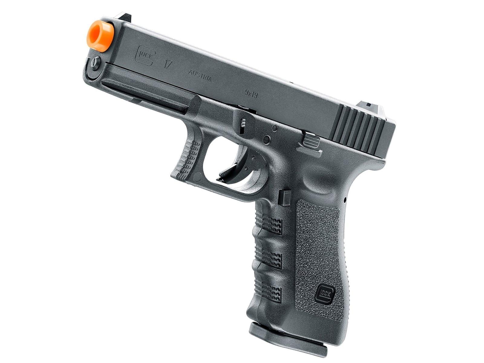 umarex glock licensed airsott pistol