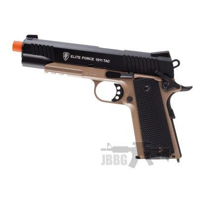 1911 tac airsoft pistol