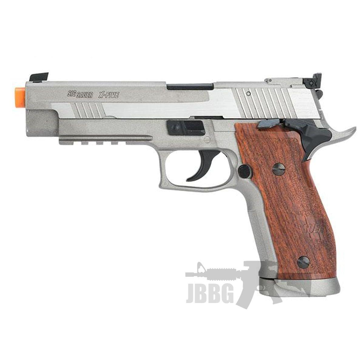 sig gbb pistol