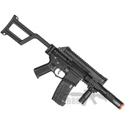 Ares Amoeba Am-005 Smg Machine Airsoft Aeg Pistol Black