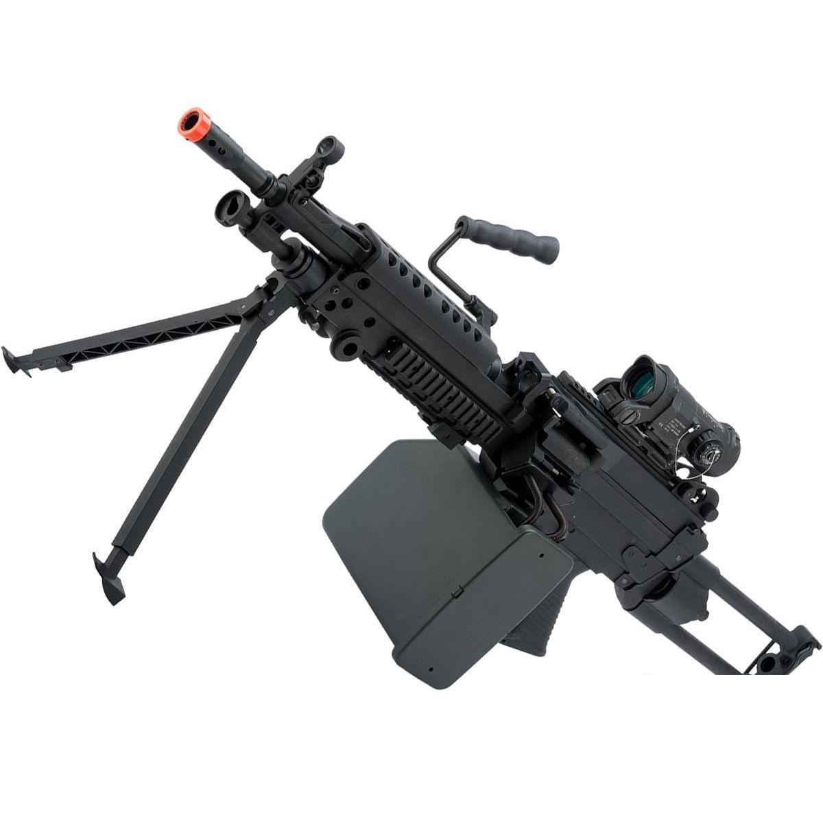 cybergun fn herstal airsoft machine gun