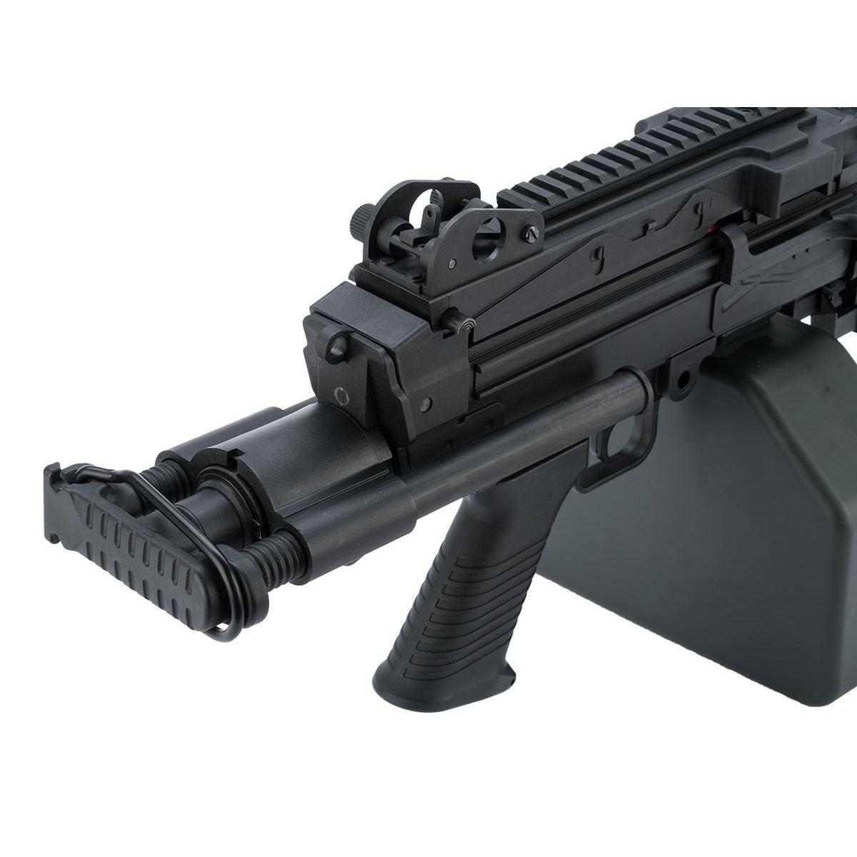 herstal cybergun machine gun airsoft