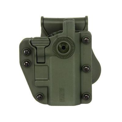 Swiss Arms ADAPTX Universal Pistol Hand Gun Holster by Cybergun – Green