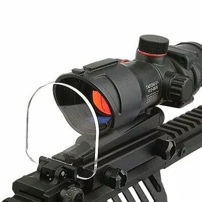 Flip-up QD Scope Lens Protector Set