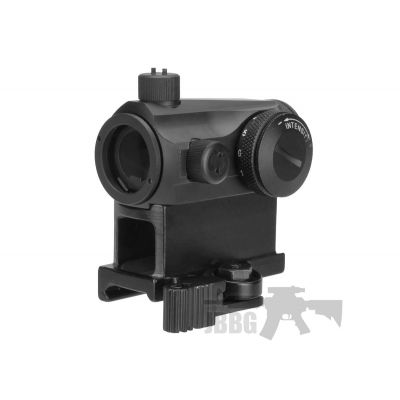 Avengers T1 Micro Reflex Dot Sight Rifle with QD Riser