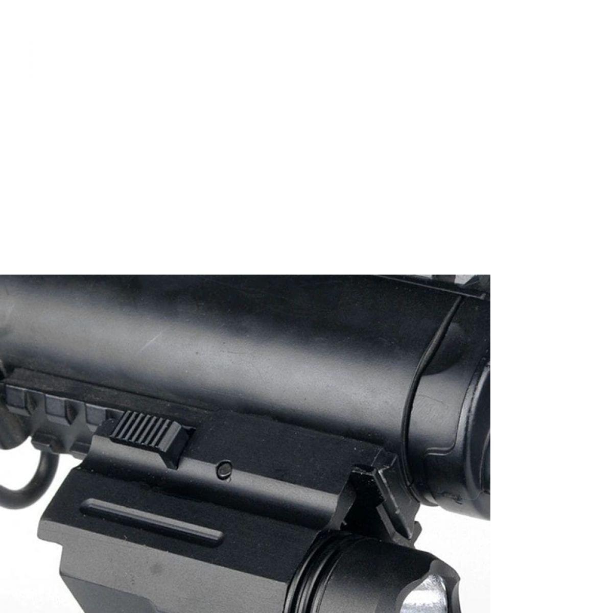 laser sight metal airsoft rail attach