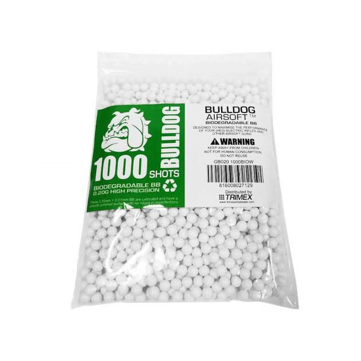 Bulldog BB 6mm Biodegradable best