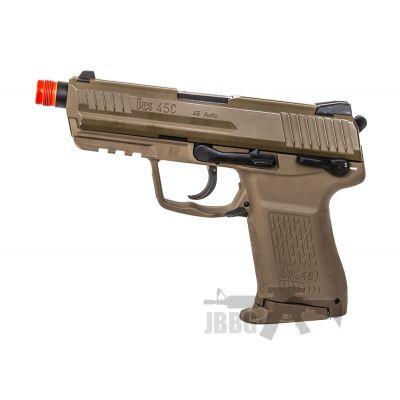 45ct gbb pistol tan