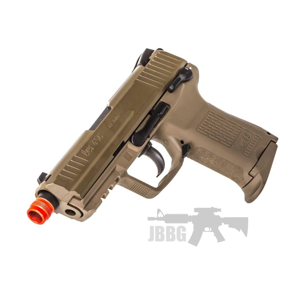 45ct tan airsoft pistol