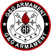 g and g logo airsoft guns