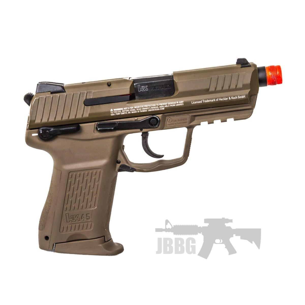 hk45ct airsoft pistol