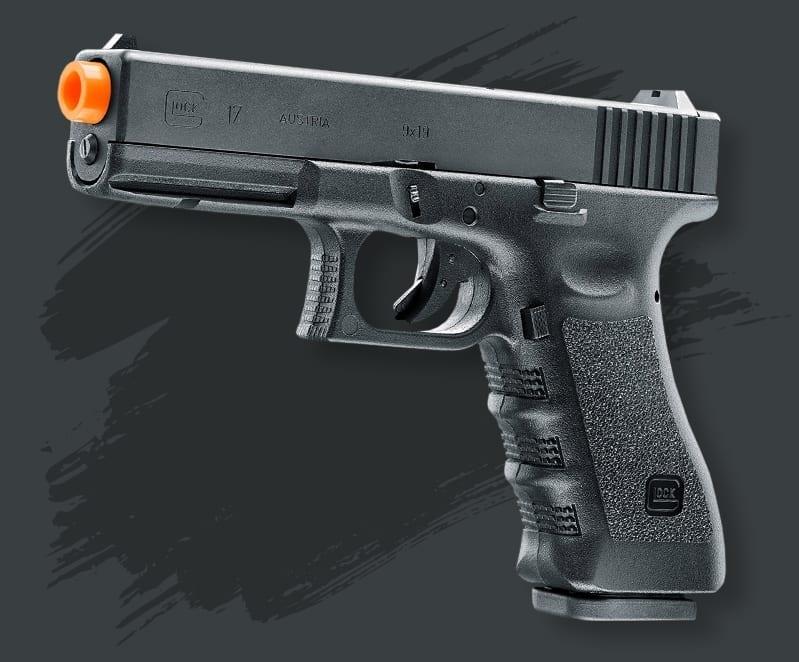 airsoft glock pistol