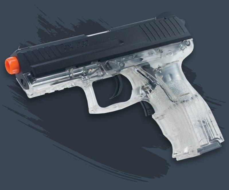 p30 pistol spring starter beginner
