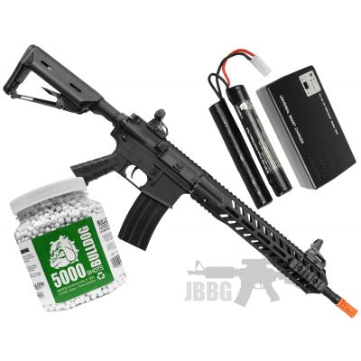 Bulldog ST Diamondback Airsoft Bundle Set 1