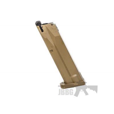 Beretta M9A3 21RD Co2 Airsoft Pistol Magazine 6MM