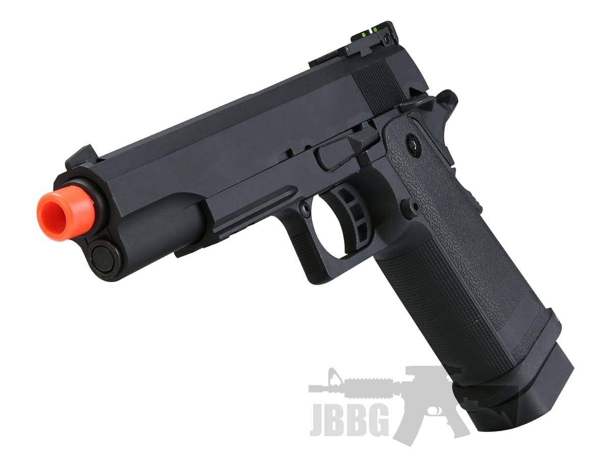 SRC Hi-Capa 4.3 Co2 Blowback Airsoft Pistol – 6MM