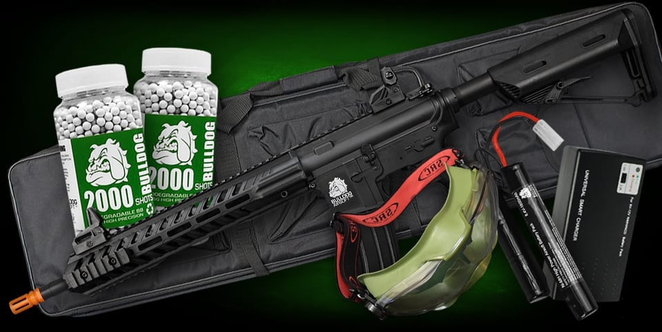 airsoft bundle sets