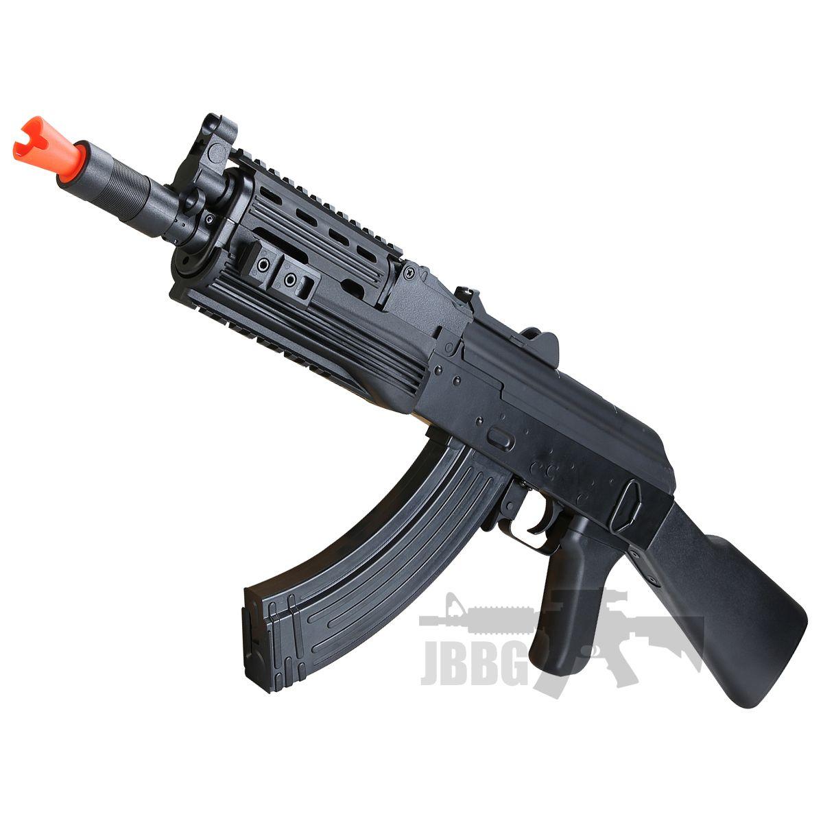 BULLDOG Semi/Fully Automatic AK-47 SR47C Airsoft AEG Rifle