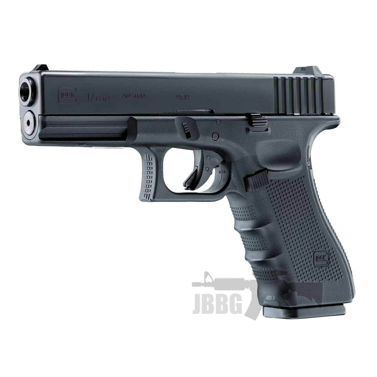 Glock G17 Gen 4 .177 Co2 Airgun Pistol 4.5 Mm Steel Bb