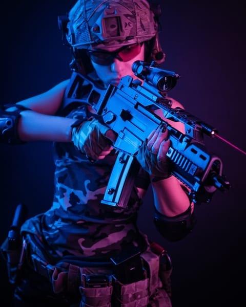 hk g36 airsoft gun