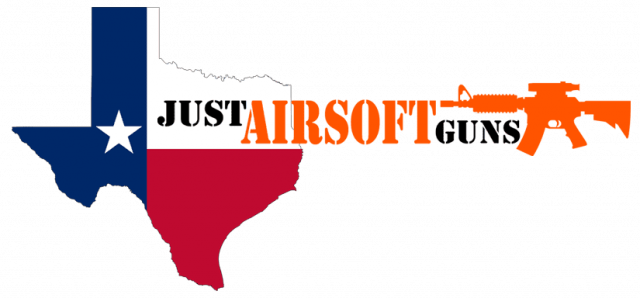 just airsoft guns usa logo