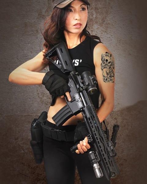 mamba airsoft guns