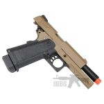 pistol tan 5